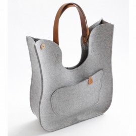 Light Grey Bird Bag