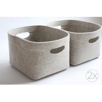 S size, Set of 2 / Custom-made Storage Basket