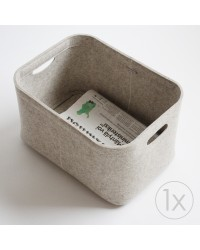 S size, Custom-made Storage Basket