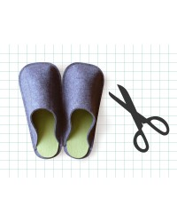 Custom-made slippers