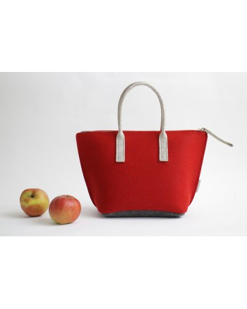 Lunch Bag with Water-resistant Inner Bag