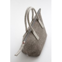 Wool Felt Tote Bag